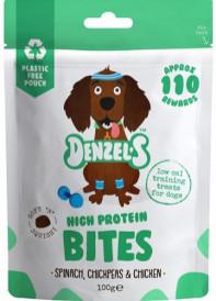 Denzel´s High Protein Bites