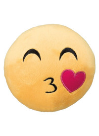 Trixie Plysj Emoji Kyss