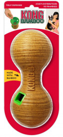 KONG Bamboo Feeder Dumbbell