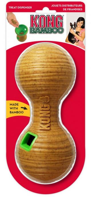 KONG Bamboo Feeder Dumbbell, Hjernetrimsleker og aktiviseringsleker