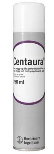 Centaura Centaura spray, Pleieprodukter til Hund