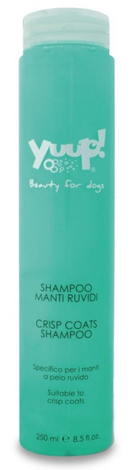 Yuup! Crisp Coat Shampoo, Pleieprodukter til Hund