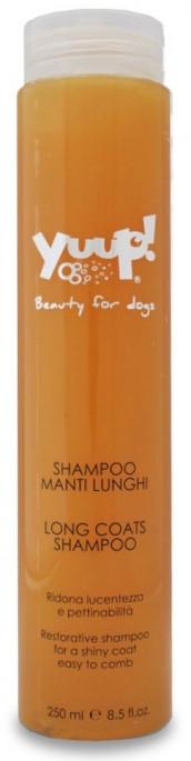 Yuup! Long Coats Shampoo, Pleieprodukter til Hund