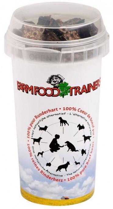 Farm Food Trainers - Oksehjerte, Stort Utvalg Treningsgodbiter til Hund